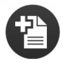 icon of document upload